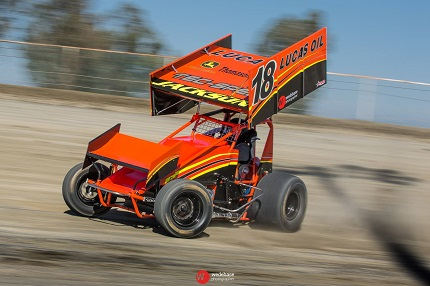 NEW for 2018 - Wester Racesaver SPRINTCAR Series!!